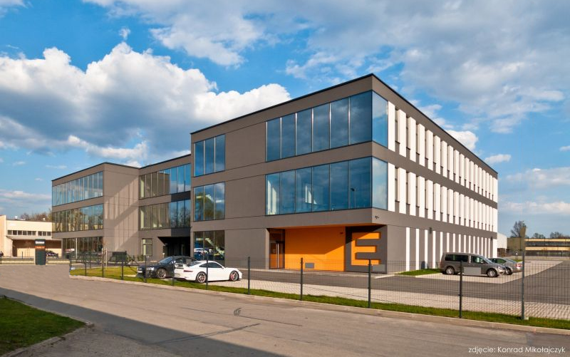 Nowa siedziba ELTRON - Brodzka 10B